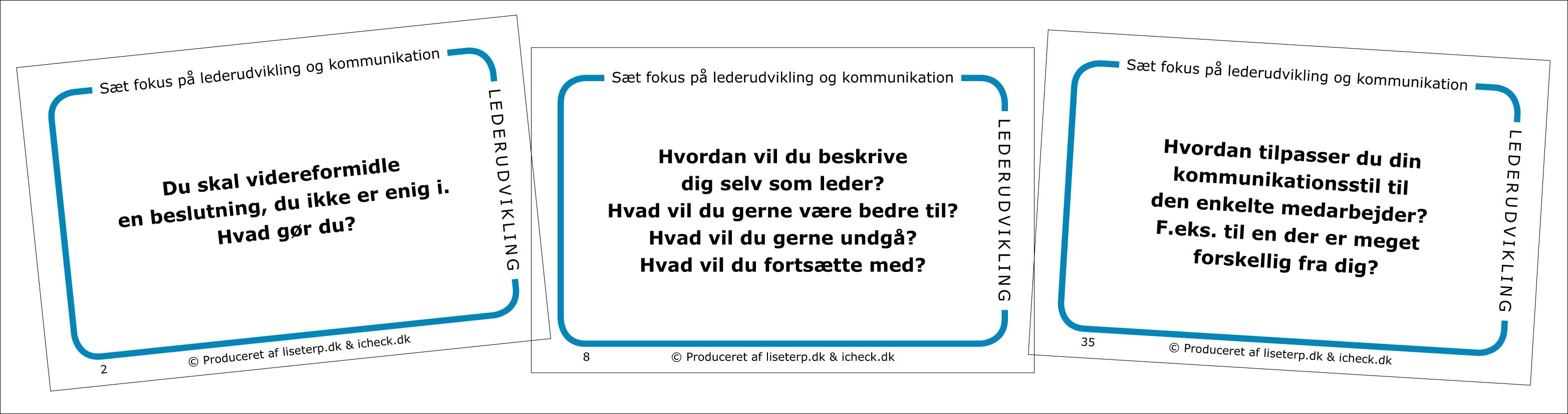 Lederudviklingskort Lise Terp